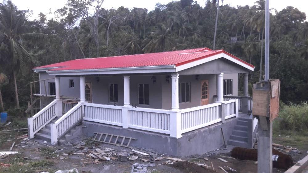 RE/MAX real estate, St. Vincent & Grenadines, North Union, BRAND NEW VILLA - NORTH UNION