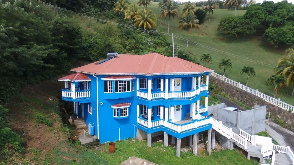 RE/MAX real estate, Saint Vincent and the Grenadines, Diamond Village, AFFORDABLE DIAMOND HEIGHTS