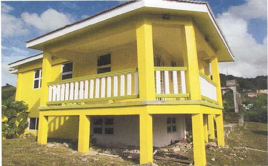 RE/MAX real estate, Sint Vincent & Grenadines, Edinboro, EDINBORO 2 STORY HOME