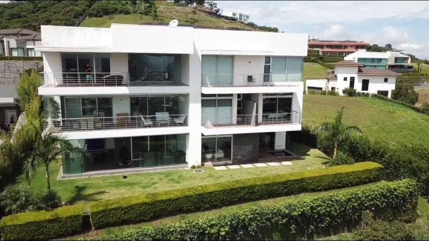 Remax real estate, Costa Rica, Escazú - San Rafael de Escazú - Guachipelín, VENTA DE CASA DE LUJO EN CONDOMINIO CERRO ALTO