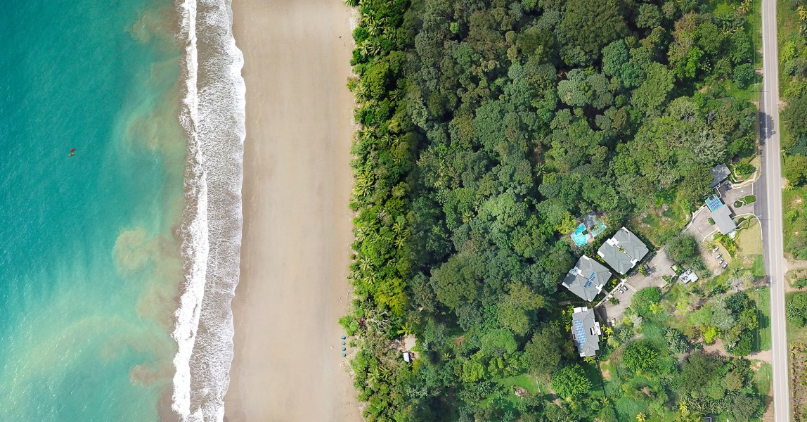 Remax real estate, Costa Rica, Ballena, Luxury Beachfront Three Bedroom Condo at Ballena Beach