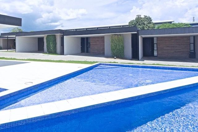 Remax real estate, Costa Rica, Santa Ana - Río Oro de Santa Ana, FOR SALE by REMAX Luxury Home of 1 Floor in Condominium
