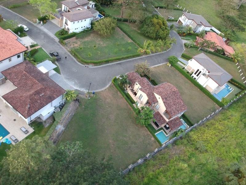 Remax real estate, Costa Rica, Herradura, FOR SALE by REMAX  homesite in La Estancia, Herradura, Costa Rica