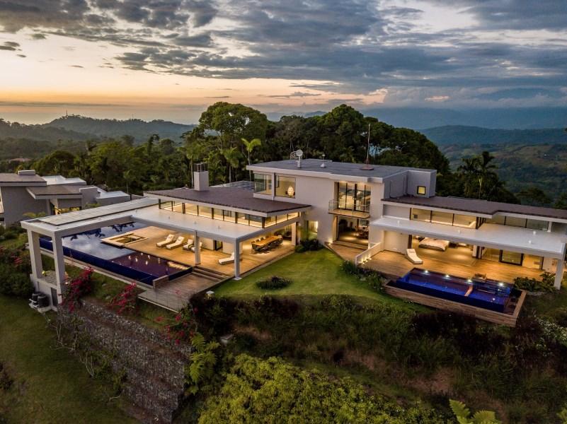 Remax real estate, Costa Rica, Uvita, For Sale Dominical's Most Impressive Contemporary Mansion