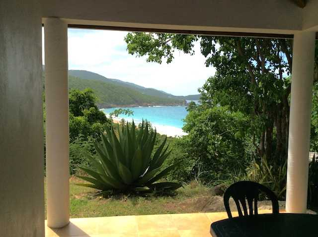 RE/MAX real estate, British Virgin Islands, Lambert Beach, Turtle Bay Villa 38, 4-br above Spectacular Lambert Beach [HS-594]