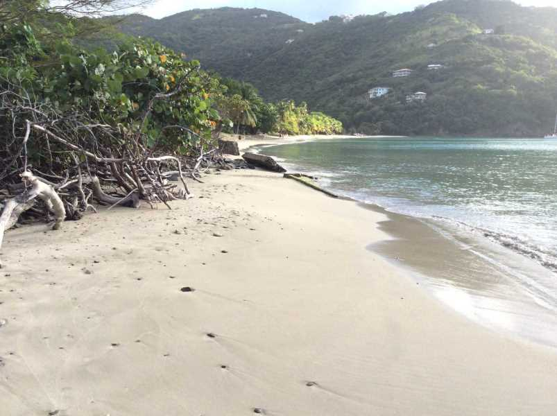 RE/MAX real estate, British Virgin Islands, Brewers bay, LS-758 Brewers Bay Beachfront