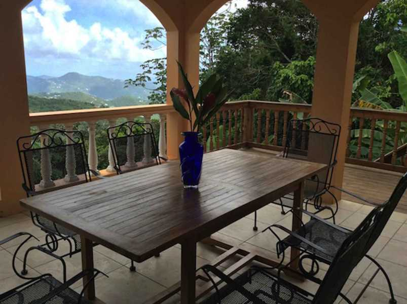 RE/MAX real estate, British Virgin Islands, West End, Sage Mountain 4-br Family Home in Cool Mountains [HS-735]