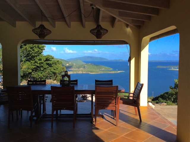 RE/MAX real estate, British Virgin Islands, Hawks Nest,  Totally Green 3-br Home with Pool & Amazing Views Hawksnest, Tortola