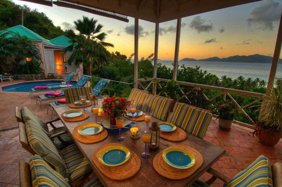 RE/MAX real estate, British Virgin Islands, Belmont Estates, Summer Salt Villa - 4-br with Pool, Views, Rental Income [HS-761]