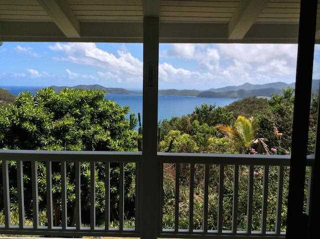 RE/MAX real estate, British Virgin Islands, West End, 3-br Home on Large, Gentle-Sloped Land West End, Tortola [HS-783]
