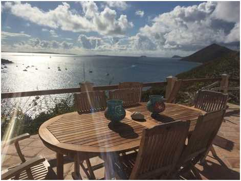 RE/MAX real estate, British Virgin Islands, Indigo Plantation, Easterly...Great Camanoe Private 4-br Home with Boat & Land Transport, BVI