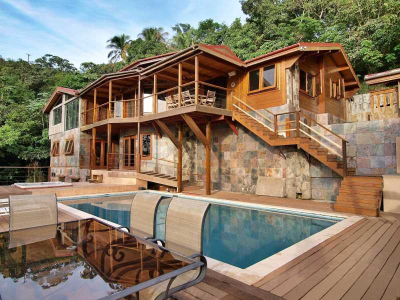 RE/MAX real estate, British Virgin Islands, Brewers bay, HS-834 Serene Brewers Bay Family Home with Pool