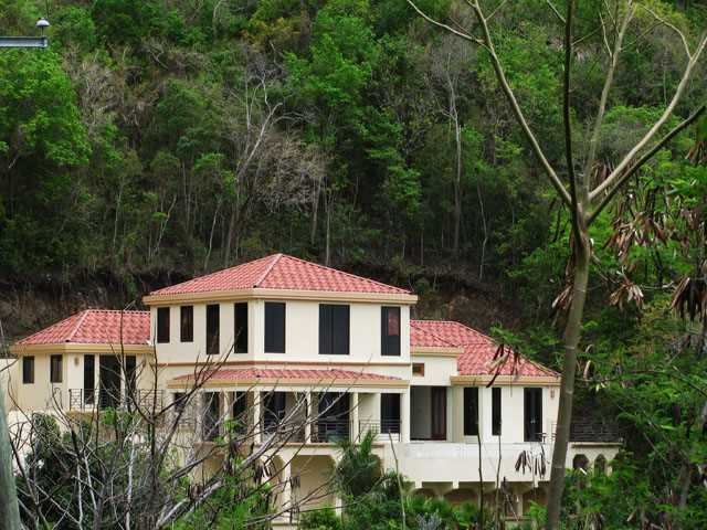RE/MAX real estate, British Virgin Islands, West End, Very Spacious Luxury 4 Bedroom Belmont Villa with Pool [124]