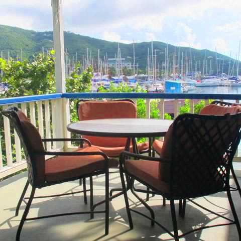 RE/MAX real estate, British Virgin Islands, Road Town, Tobacco Wharf  2 Bed Condo on Road Town, BVI  Waterfront with Pool [HS-304]