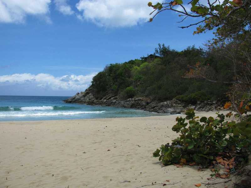 RE/MAX real estate, British Virgin Islands, East End, Rare, Sizable Beachfront Land for Sale on Tortola, BVI
