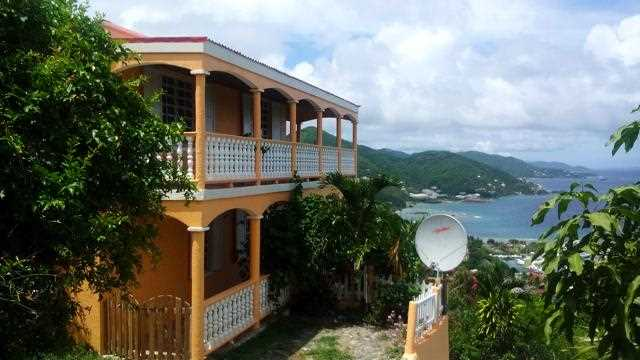 RE/MAX real estate, British Virgin Islands, Nanny Cay, 3 Rental Units + Deluxe Apt. Near Nanny Cay Marina [HS-897]