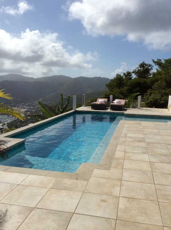 RE/MAX real estate, British Virgin Islands, Road Town, Ultra-modern Home + Pool, Panoramic Views - Road Town [HS-840]