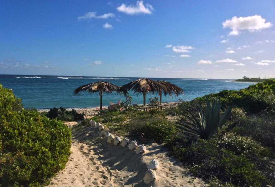 RE/MAX real estate, British Virgin Islands, Pomento Point, Tropical Luxury Villa near Pristine Beaches on Anegada [HS-855]