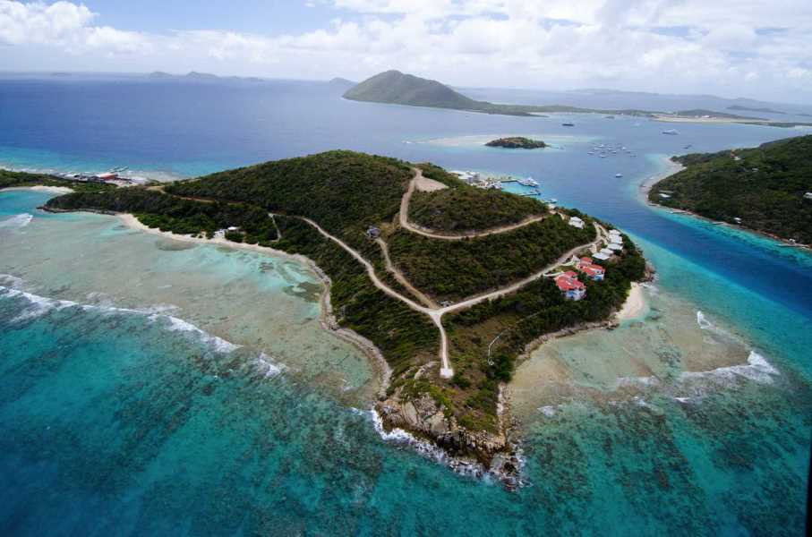 RE/MAX real estate, British Virgin Islands, Scrub Island, Land (Incl. Amenities) - Governor's Point on Scrub Island [RS-916]