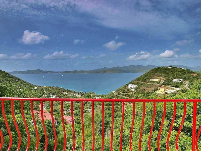 RE/MAX real estate, British Virgin Islands, West End, Newly-Updated 3/br Home with Pool, Price-Reduced, Tortola [HS-701]