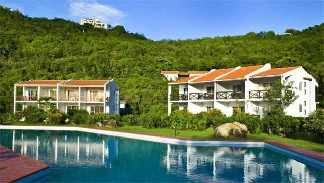 RE/MAX real estate, British Virgin Islands, Lambert Beach, Turtle Bay Resort Studio Pool Side Condos US $137,000