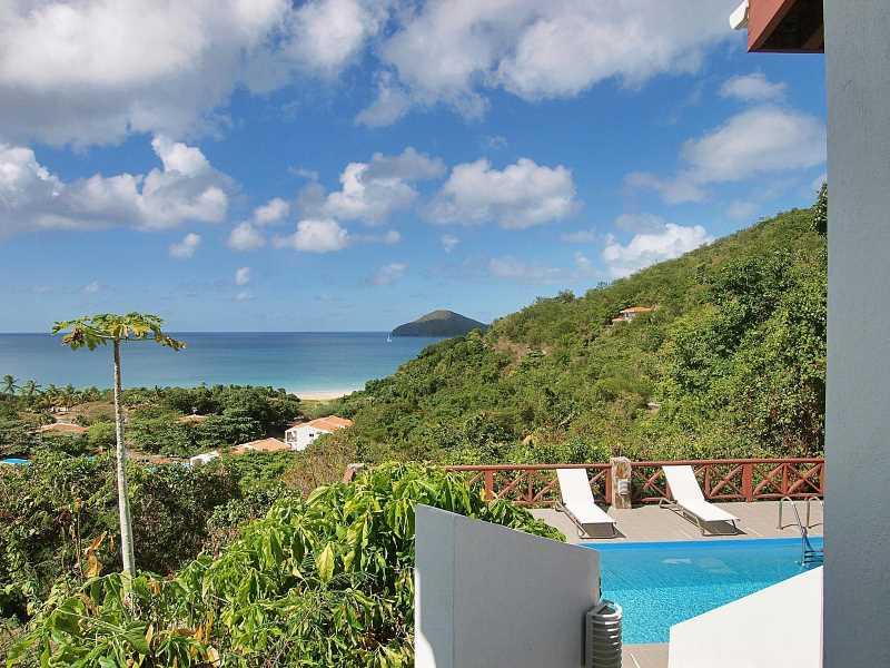 RE/MAX real estate, British Virgin Islands, Lambert Beach, Turtle Bay Resort 3-Bed Villa with Pool [ D2 ]