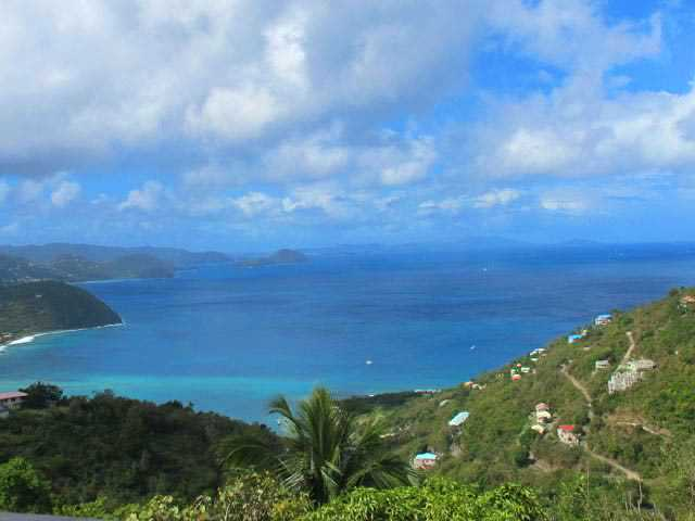 RE/MAX real estate, British Virgin Islands, Cane Garden Bay, LS-420 Cane Garden Hill Top Land