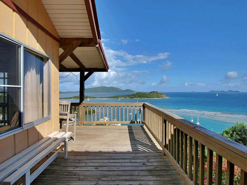 RE/MAX real estate, British Virgin Islands, Hodges Creek, Hodges Creek Marina Private Home on Large Land Lot