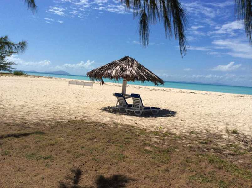 RE/MAX real estate, British Virgin Islands, Pomento Point, Prime Beachfront w/ Vacation Rental Cottages - Anegada