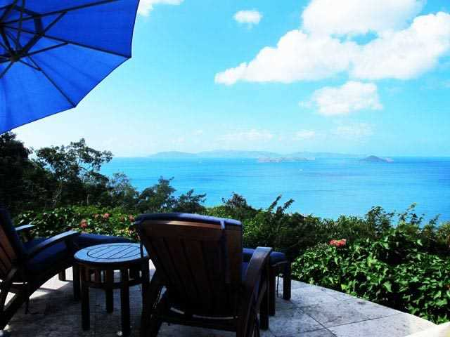 RE/MAX real estate, British Virgin Islands, Nail Bay, Lan-Y-Mor...Modern Home with Spectacular Views on Large Lot