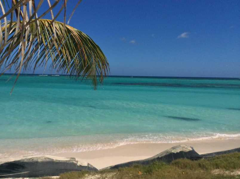 RE/MAX real estate, British Virgin Islands, Keel Point, One Acre Beachfront Land Anegada Reasonable Price