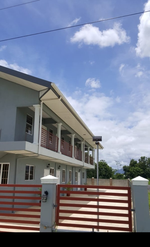 RE/MAX real estate, Trinidad and Tobago, Kelly Village, Six two bedroom one bathroom apartment for sale in Piarco.