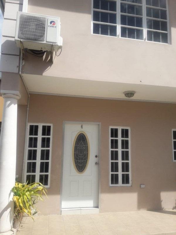 RE/MAX real estate, Trinidad and Tobago, San Juan, 2 Bedroom Semi Furnished Hingoo Lane Apartment