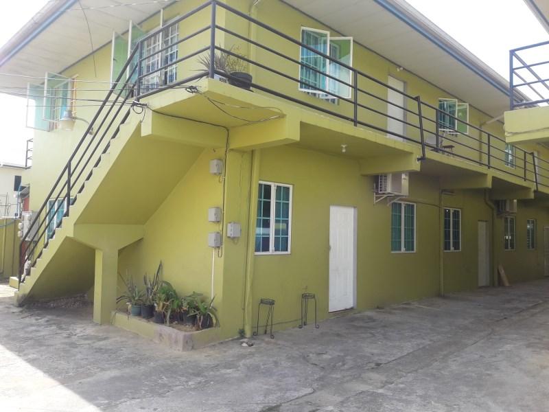 RE/MAX real estate, Trinidad and Tobago, El Socorro, Aranguez unfurnished 2bedroom apartment