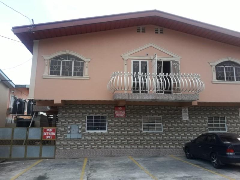 RE/MAX real estate, Trinidad and Tobago, El Dorado, El Dorado Drive 2 bedroom apartment