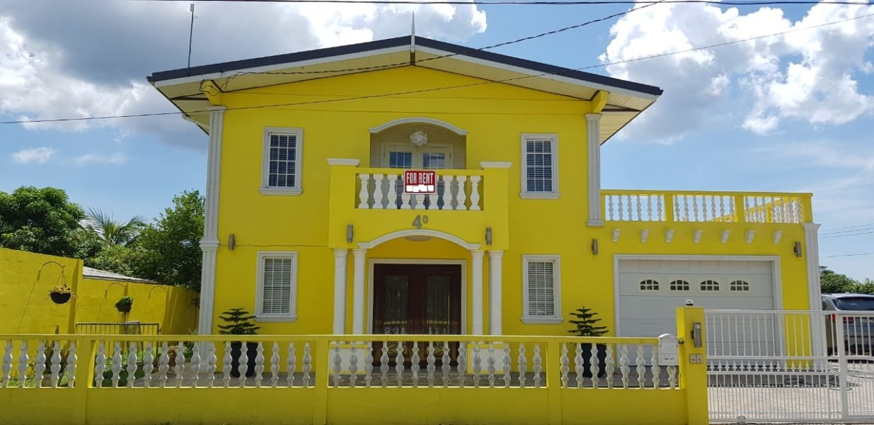 RE/MAX real estate, Trinidad and Tobago, Couva, 3 Bedroom Home for Rent