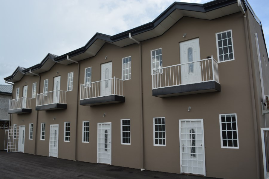 RE/MAX real estate, Trinidad and Tobago, San Juan, Aranguez Two bedroom Townhouse
