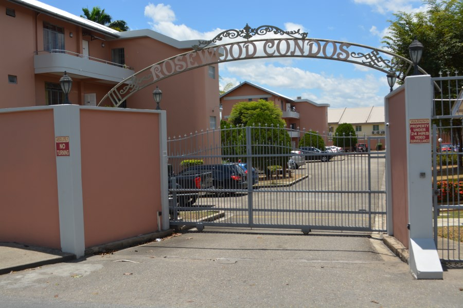 RE/MAX real estate, Trinidad and Tobago, Saint Augustine, Rosewood Condos  - Two bedroom