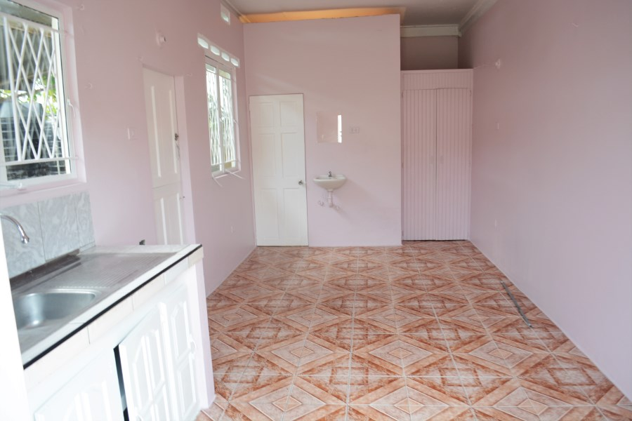 RE/MAX real estate, Trinidad and Tobago, Malabar Settlement, Studio Apartment In Malabar