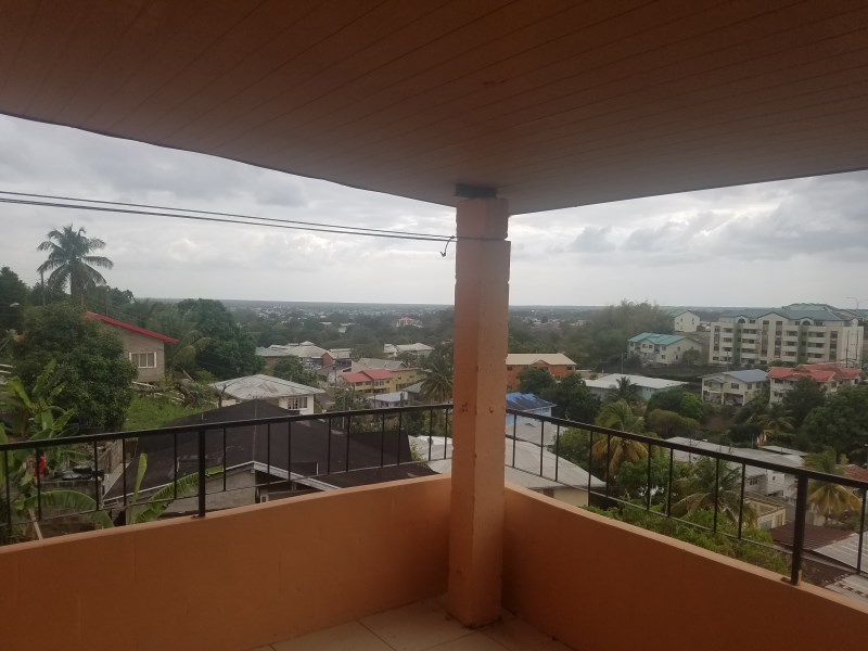RE/MAX real estate, Trinidad and Tobago, Saint Augustine, St. Augustine Apt with unbeatable view!