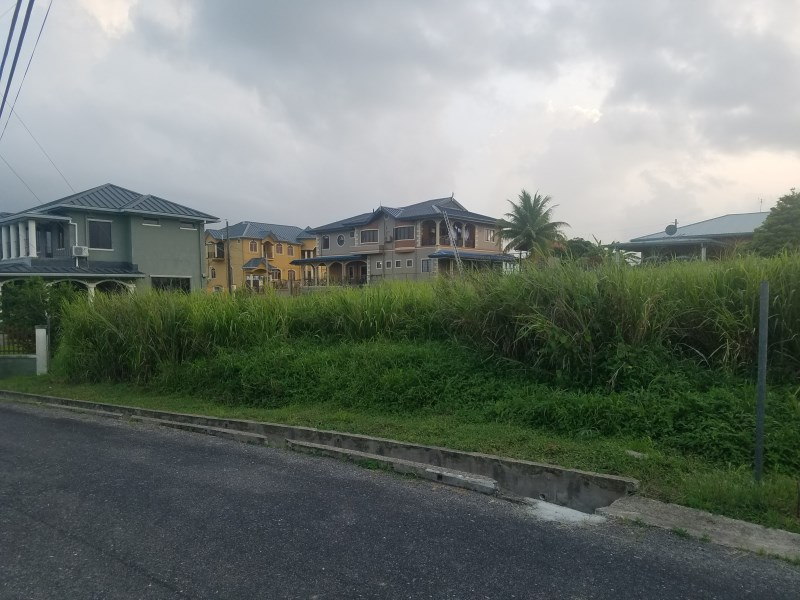 RE/MAX real estate, Trinidad and Tobago, South Oropouche, Paria Gardens Land for sale