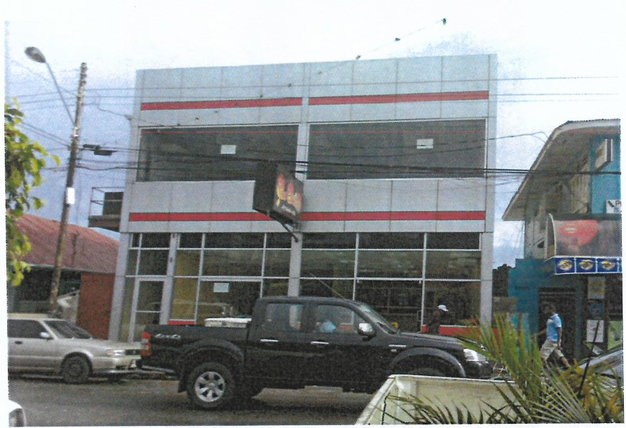 RE/MAX real estate, Trinidad and Tobago, Woodbrook, 2 Storey Commercial Building Available, Western Main Road, St James