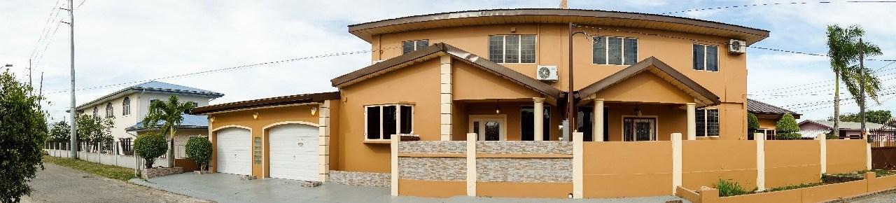 RE/MAX real estate, Trinidad and Tobago, San Fernando, Spacious Gasparillo Townhouse