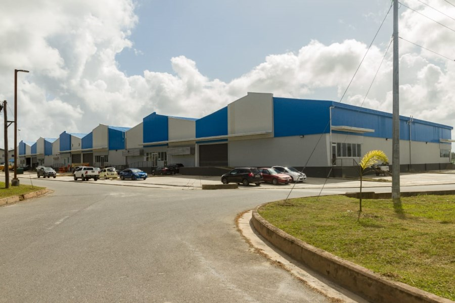 RE/MAX real estate, Trinidad and Tobago, Phoenix Park, Industrial Warehouses for Pre-Lease: