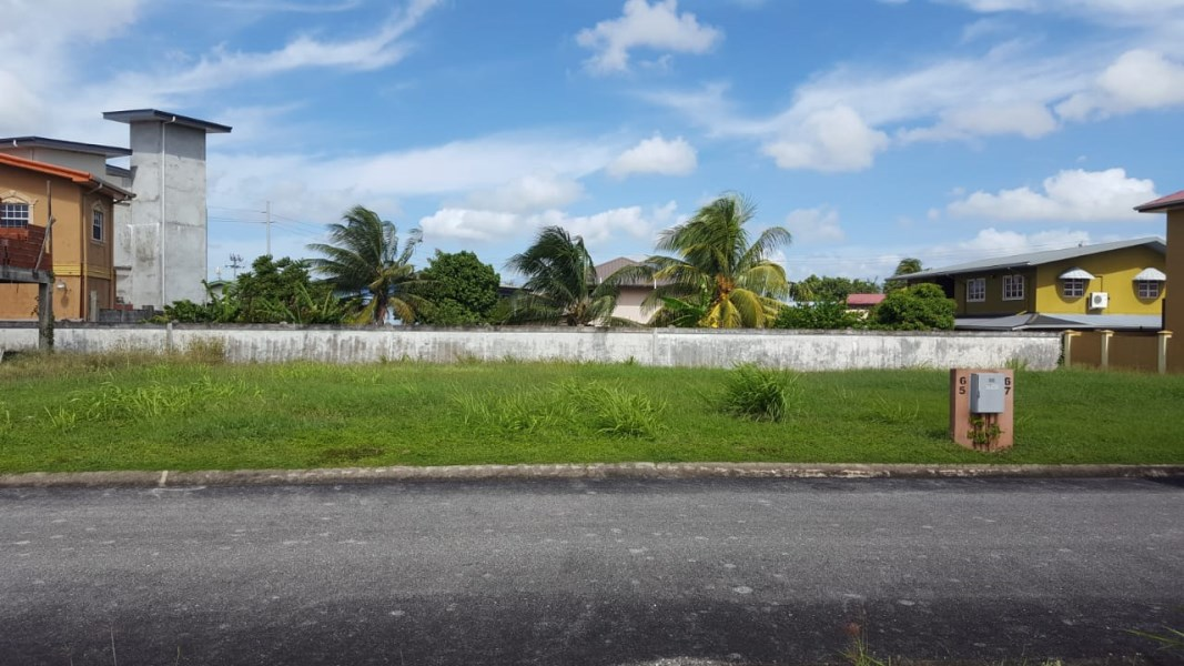 RE/MAX real estate, Trinidad and Tobago, Chaguanas, 10,000 Sq.ft (Two Lots) Brentwood Palms For Sale