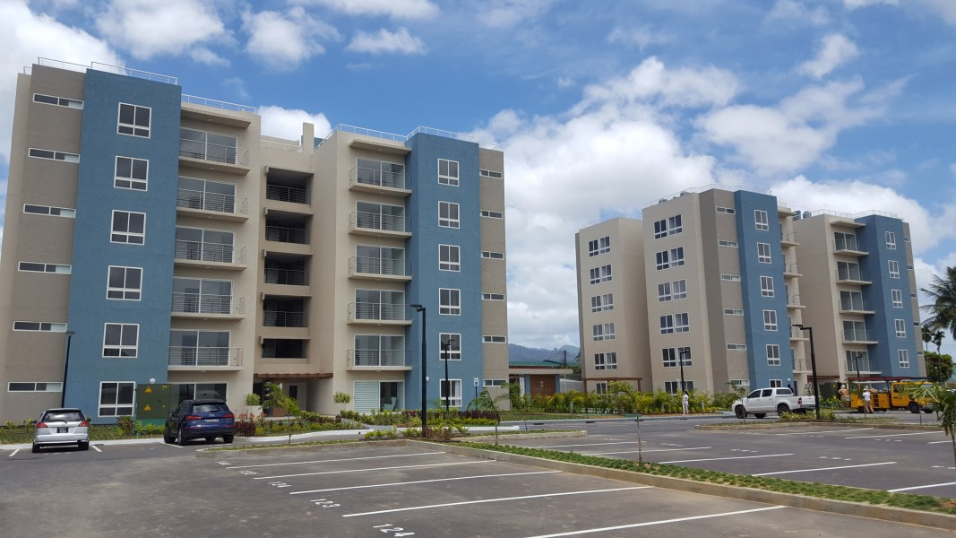 RE/MAX real estate, Trinidad and Tobago, Arima, Pineplace Apartments at Mausica Road.