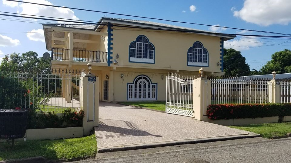RE/MAX real estate, Trinidad and Tobago, Valsayn, 5 Bedroom 4 Bath, South Valsayn Home
