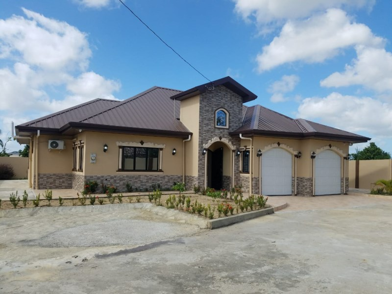 RE/MAX real estate, Trinidad and Tobago, Cunupia, New 3 Bed 2 Bath Home in New Gated Community, Cunupia