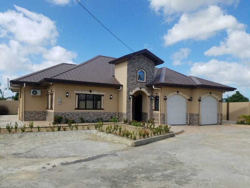 RE/MAX real estate, Trinidad and Tobago, Cunupia, New Home For Sale in New Gated Community, Cunupia