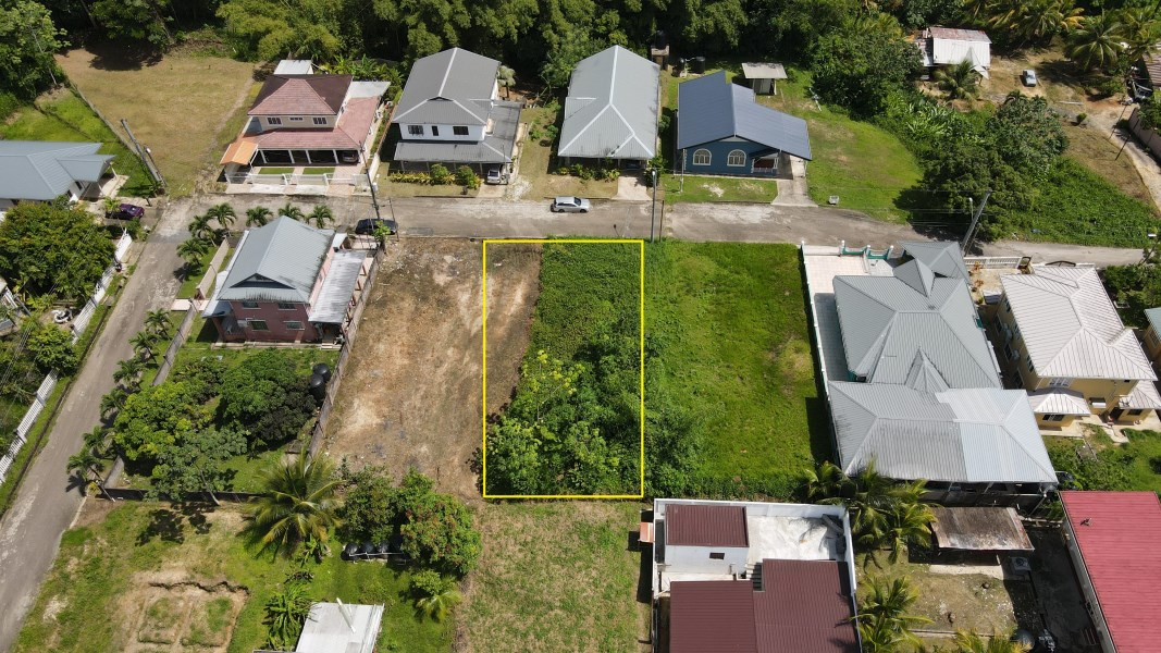 RE/MAX real estate, Trinidad and Tobago, Sangre Grande, 1 lot Allison Park, Coal mine, Sangre Grande